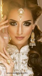 Trendy Pakistani Bridal Hairstyles 2017 New Wedding Hairstyles Look Beautiful Latest Eid Hairstyles Collection 2017 2018 For Women