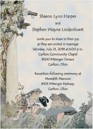 Carlton Wedding Invitations Frog Wedding Invitations From Tiny Tidings