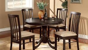 marvelous 5 piece round kitchen table set tags kitchen round