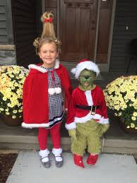 Grinch Halloween Costume 25 Christmas Costumes Ideas Snowman