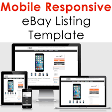 ebay template design ebay template responsive professional listing design auction html