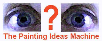 painting ideas how to find original painting ideas