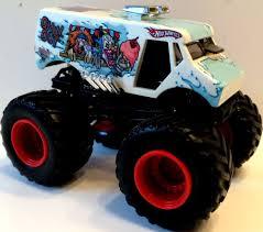 wheels monster truck jam wheels monster jam chill out monster truck 1 64 scale die cast