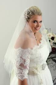 simple plus size wedding dress annie plus size bridal leah s