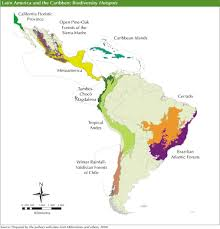 Mesoamerica Map Latin America Polo Centre Of Sustainability