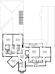 casa allegra house plan floor plans blueprints architectural