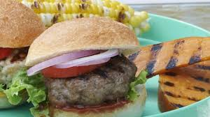 Backyard Burgers Backyard Cooper Burgers Recipe Allrecipes Com