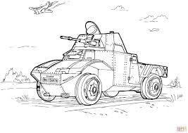 military armored car coloring page free printable coloring pages