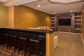 bar media room bar