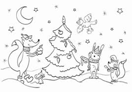 coloring pages about winter winter clothes worksheet education com