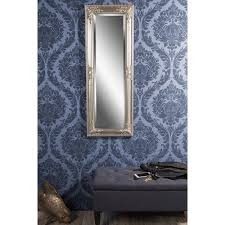 Barock Schlafzimmer Silber Antiker Wandspiegel Finja In Silber Mein Wohnstyle De