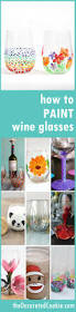 best 25 wine glass crafts ideas on pinterest wine glass candle