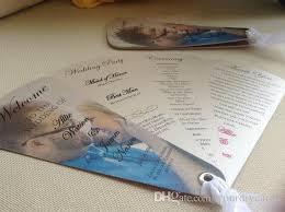 Wedding Program Fans Cheap Wedding Program Fans Cheap 100 Images Wedding Fan Diy