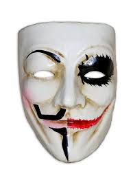 volto mask authentic venetian mask volto joker fawkes for sale from us