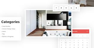 Interior Design Websites Ideas by Interior Design Wordpress Theme