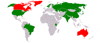 Map Of Countries File Map Of Countries With Spaceports Png Wikimedia Commons