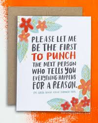 greeting card for sick person i care about you and other things to say to sick friends heart