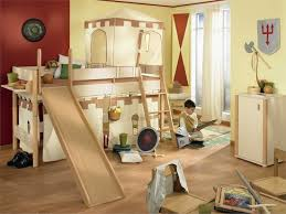 Decorate Small Bedroom Bunk Beds Bedroom Endearing Red Nuance Kids Bedroom Interior Designs Ideas