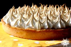 amour de cuisine tarte au citron tarte citron meringuée l amour culinaire