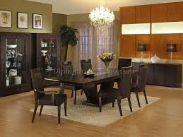 Art Deco Dining Room Table by Dining Room Art Deco Mahogany Dining Table F00823 L Glass Dining