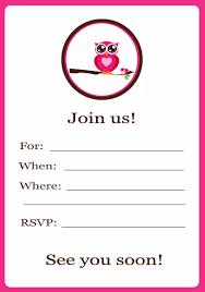 free printable invitations printable invitations