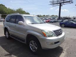 lexus suv gx price 2004 lexus gx 470 4wd 4dr suv in north charleston sc northwoods