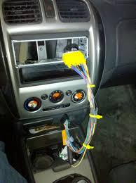 mazda protege installing a new stereo in my 2002 mazda protege 5