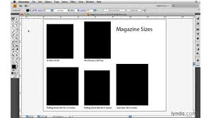 Magazine Layout Size | choosing the magazine size