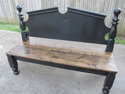 Coffee Table Into Bench Pretty Headboard Bench
