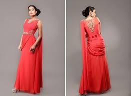 gown design stunning saree gown designs saree guide