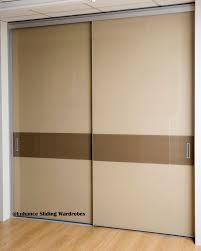 modern mirrored closet doors for modern fair sliding door as