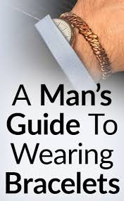 mens bracelet styles images A man 39 s guide to wearing a bracelet when and how to wear men 39 s jpg