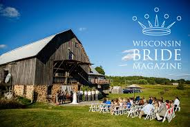 wedding venues wisconsin the enchanted barn
