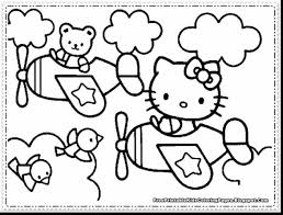 terrific playful kitty coloring page with kitty cat coloring pages