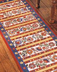 provencal rug french country living mars 2004 home style