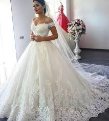 aliexpress com buy plus size full lace luxury ball gown wedding