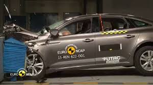 renault talisman 2015 euro ncap crash test of renault talisman 2015 5 star safety