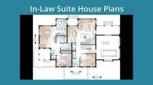 apartments house plans with inlaw suite on first floor house