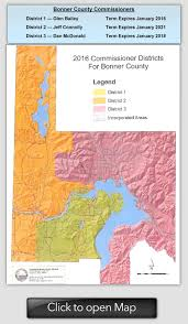Idaho Fires Map Sandpoint Idaho Fire Department Emergency Response Area