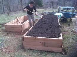 raised vegetable garden layout for beginers raised vegetable