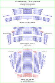 southern alberta jubilee auditorium flor plans calgary canada