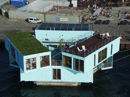why these floating dorms made from shipping containers are the
