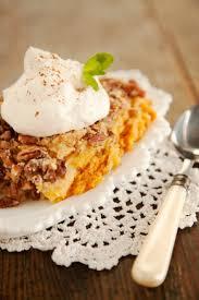 lighter pumpkin crunch recipe with sugar paula deen