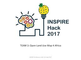 map 4 africa team 03 open land use map 4 africa