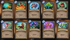 hearthstone journey to un goro card review i egf media