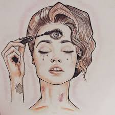 quotes about the third eye sound and vision