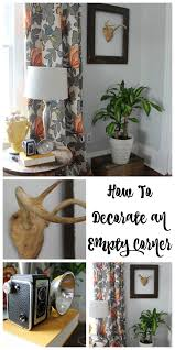 how to decorate an empty corner 2 bees in a pod