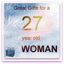 27 year old woman gifts gifts by age group christmas and