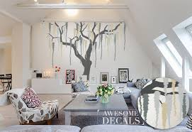 wall decal design nursery willow tree wall decal in weeping tree