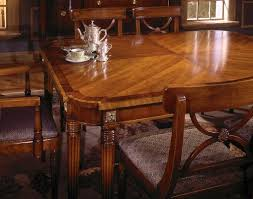 American Made Solid Cherry French Style Leg Table - American made dining room furniture